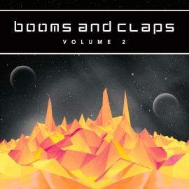 Booms and Claps Vol. 2