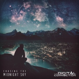 The Digital Connection – Chasing The Midnight Sky